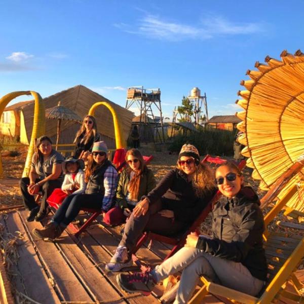 Experiencia Tribu Uros-Lago Titicaca